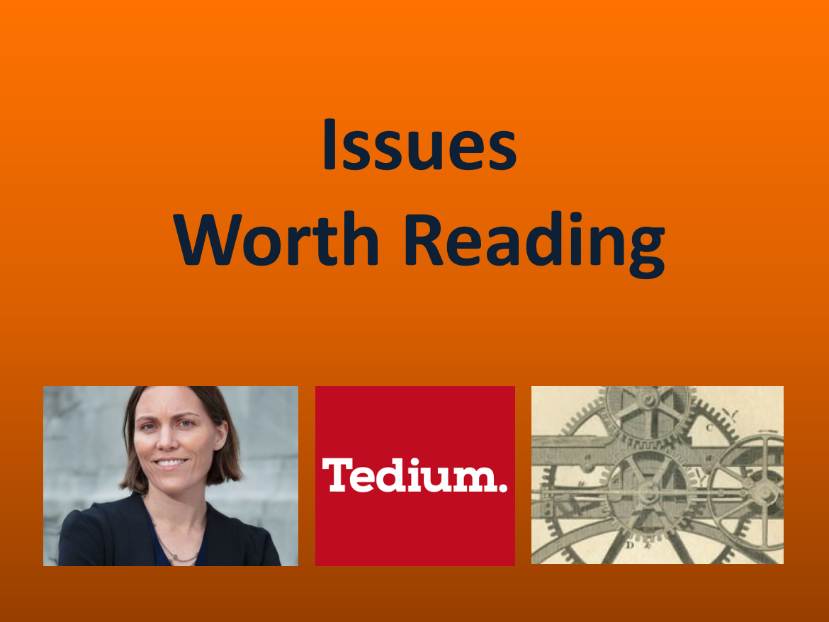 5/8/20: Recommended Issues of the Week
