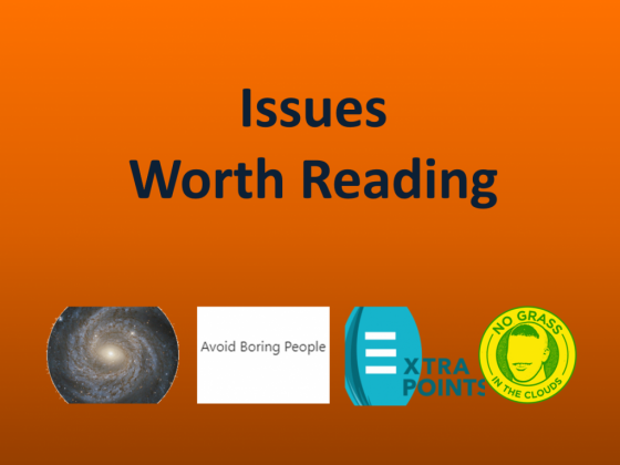 10/16/20 Recommended Issues: Venusian Rocks, Sports TV, Magic: The Gathering