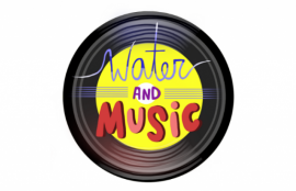 Water & Music, by Cherie Hu