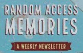 Random Access Memories, by Stacey Gotsulias