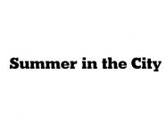 Summer in the City, by New York Times