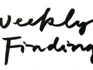 Weekly Findings