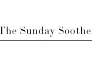The Sunday Soother, by Catherine Andrews