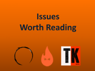 5/28/21 Recommended Issues: Fact Checking, Wildfires & Droughts, Toxic Empathy