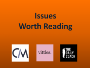 6/18/21 Recommended Issues: Rakfisk, El Salvador & Bitcoin, Closed Office Doors