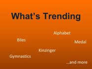 7/30/21 What's Trending This Week?