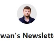 Erwan's Newsletter