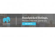 Handpicked Listings Newsletter by Blue Elephant Realty