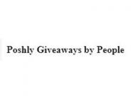 Poshly Giveaways by People