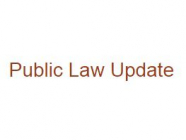 Public Law Update